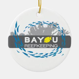 Bayou Reefkeeping Ornament