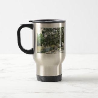Bayou Tree Avery Island Louisiana Coffee Mug