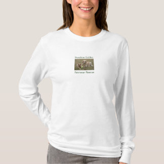 Bayou  Woman's Long Sl Tee - Sunshine Golden
