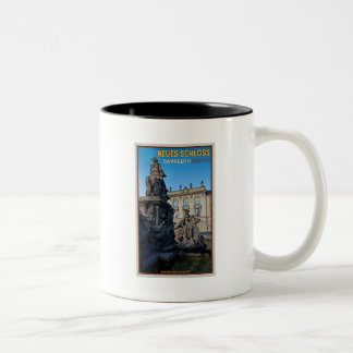 Bayreuth - Neues Schloss Coffee Mug