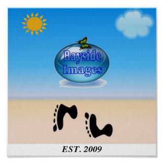 BAYSIDE IMAGES POSTER