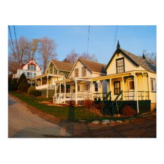 Bayside Maine Postcard - 1