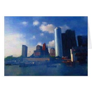 Bayside NYC Greeting Card