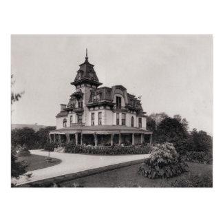 Baywood, King Estate Postcard