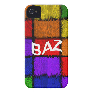 BAZ ( male names ) iPhone 4 Covers