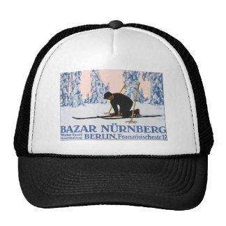 Bazar Nurnberg Winter Sport Mesh Hats