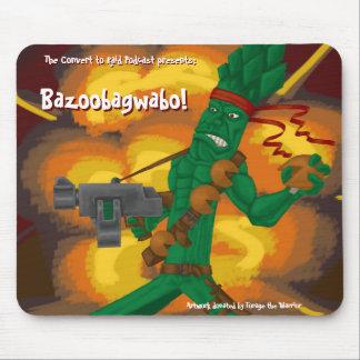 Bazoobagwabo! Mouse Pad