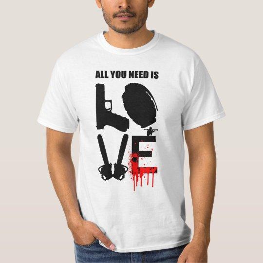 Bazooka Love T-Shirt