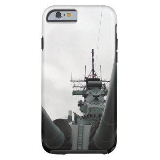 BB-62 Battleship New Jersey Tough iPhone 6 Case