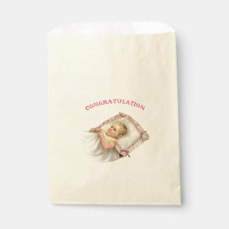 BB BABY NEW BORN  CARTOON  bag Ecru Favor 2