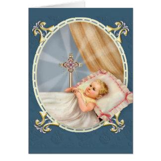 BB BABY NEW BORN  MEDIUM (5X7) CARD