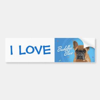 BB Bumpersticker Bumper Sticker