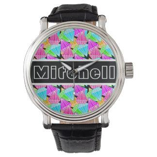 BB Diamonds Personalized Watch