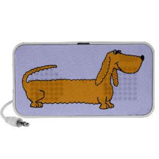 BB- Funny Dachshund Puppy Speaker