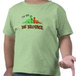 BB I'm the Big Brother Dinosaur T-shirt