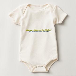 BBB baby biker Baby Bodysuit