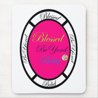 bbb logo mouse pad