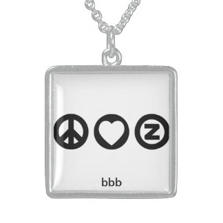 bbb personalized necklace