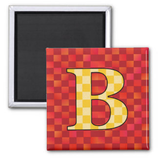 BBB SQUARE MAGNET