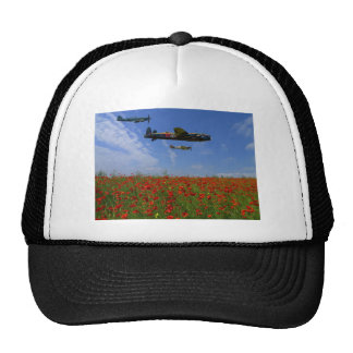 BBMF and poppies Mesh Hat