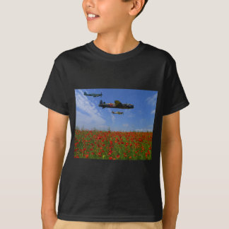 BBMF and poppies T-Shirt
