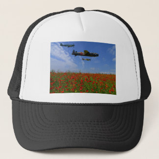 BBMF and poppies Trucker Hat