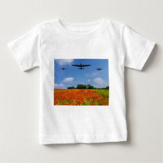 BBMF Poppy flypast Baby T-Shirt