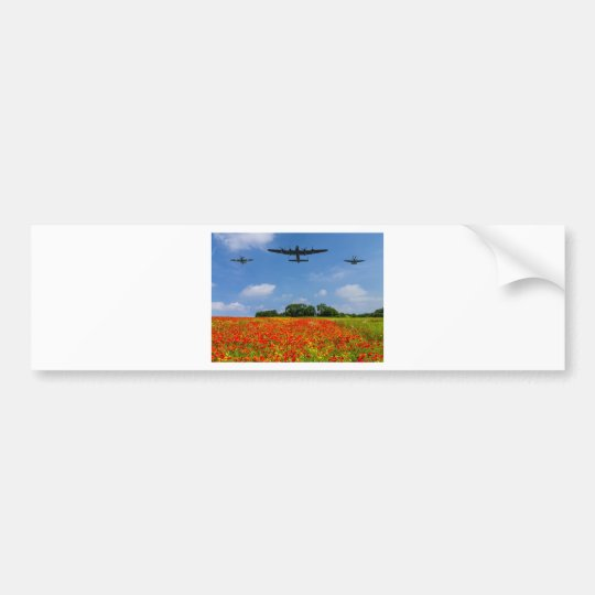 BBMF Poppy flypast Bumper Sticker