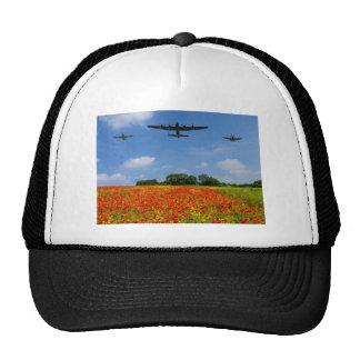BBMF Poppy flypast Hats