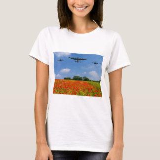 BBMF Poppy flypast T-Shirt