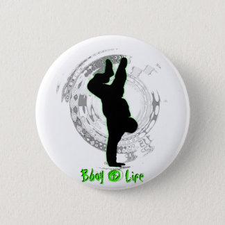 Bboy 4 Life Button
