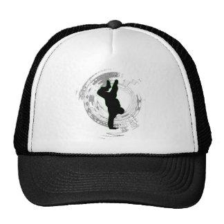 BBoy Dance Cap Mesh Hat