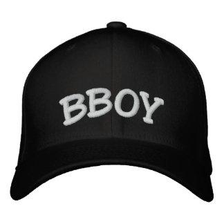 BBOY EMBROIDERED BASEBALL CAP
