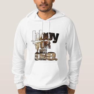 bboy or die hoodie