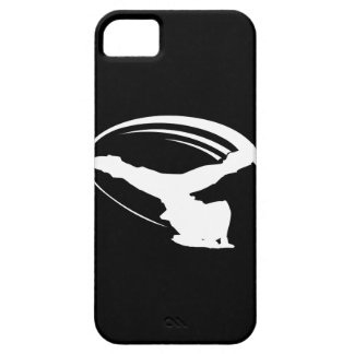 BBOY windmill wht iphone4 iPhone 5 Cases