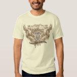 BBP-Griffin-Crest (Light Tees) T-shirt