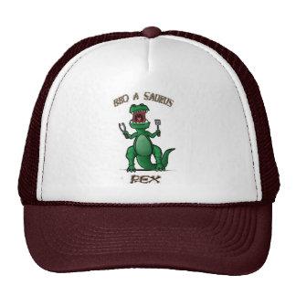 BBQ A Saurus Cap