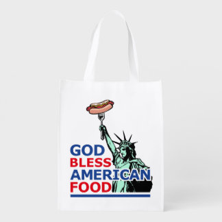 BBQ and grill idea: God Bless American Food,
