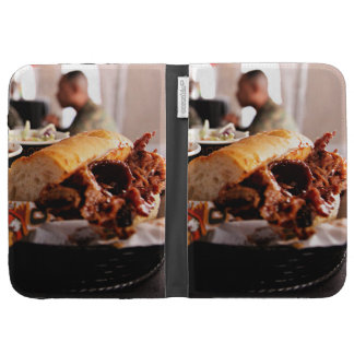 BBQ Beef Brisket Sandwich Cases For Kindle