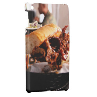 BBQ Beef Brisket Sandwich iPad Mini Cases