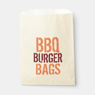 BBQ Burger Bags