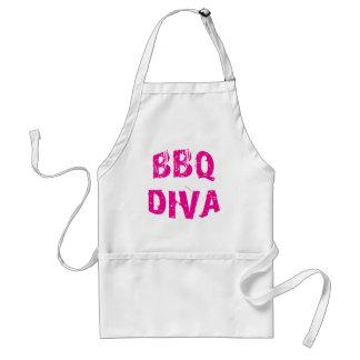 BBQ Diva Apron