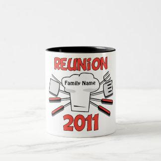 BBQ Family Reunion Mug