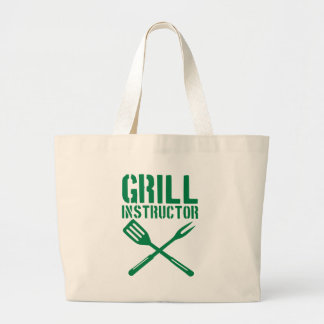 BBQ - Grill Instructor Canvas Bags