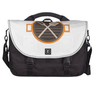 BBQ Grill Laptop Bags