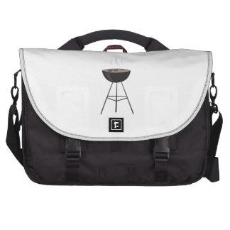 BBQ Grill Laptop Commuter Bag