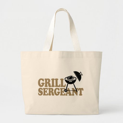 BBQ Grill Sergeant Canvas Bags
