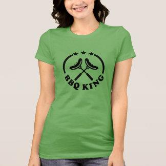 BBQ King barbecue T-shirt