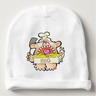 BBQ King Beanie Baby Beanie