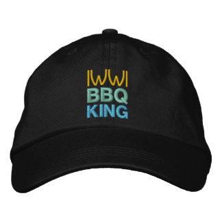 BBQ KING cap Baseball Cap